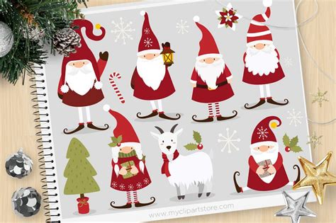 Gnome sublimation clipart design easy to use for many christmas craft. Gnome clipart vector, Gnome vector Transparent FREE for ...