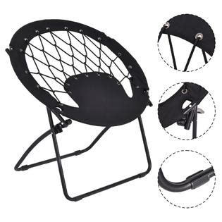 Does Walmart Sell Bungee Chairs by Goplus Hw53054 New Folding Bungee Chair Steel Frame
