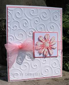 pinterest o the worlds catalog of ideas With cuttlebug embossed wedding invitations