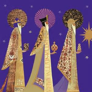 Three Wise Men Christmas Cards