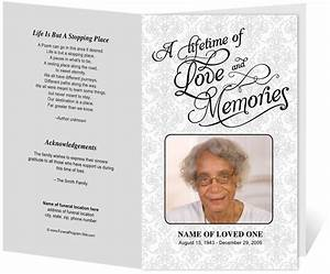218 best images about creative memorials with funeral With funeral leaflet template free