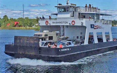 washington island ferry line inc county door pier