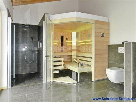 Badezimmer Mit Sauna by Badezimmer Sauna Sauna Im Eigenen Bad Schreiner Straub