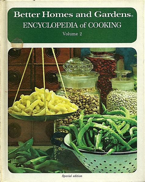Better Homes And Gardens by Better Homes And Gardens Encyclopedia Of Cooking Vol 2