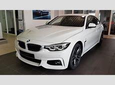 2018 BMW 430d Gran Coupé Modell M Sport [BMWview