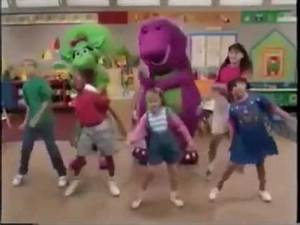Barney My Family's Just Right For Me Music Video (Lauren ...