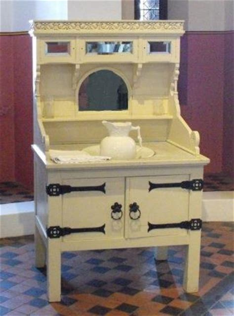 and white bedroom furniture william burges revival painted stencilled