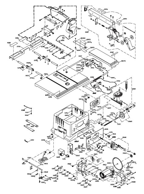 Hitachi Table Saw Wiring Diagram by Buy Hitachi C10fr Replacement Tool Parts Hitachi C10fr