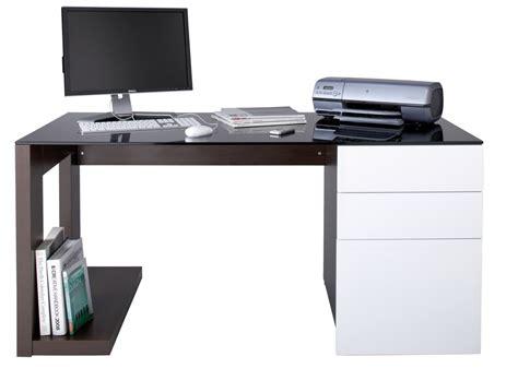 home office computer desk modern computer desk glass home office furniture ideas