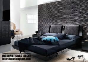 black and white bedrooms designs, paint, furniture