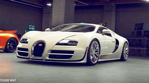 Bugatti Veyron (walkthrough