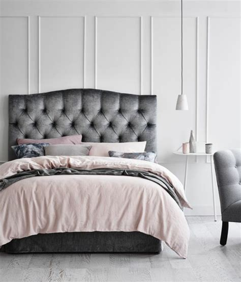 chambre mur gris 1001 conseils et idées pour une chambre en et gris