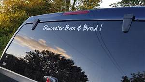vehicle lettering With window lettering online