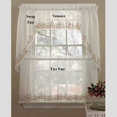 Designer Kitchen Curtains  Thecurtainshopcom