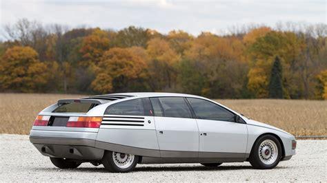 1983 Lincoln Quicksilver Ghia Concept Car  Lot T262