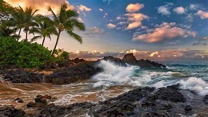 Widescreen Hawaii Desktop 3d Wallpapers Computer Pc