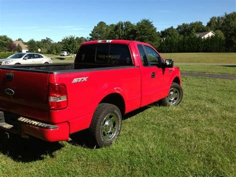 Find Used 2007 Ford F-150 Stx Standard Cab Pickup 2-door 4