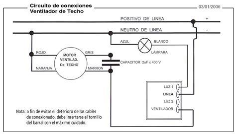 solucionado ventilador de techo cuando enciendo luz arranca motor yoreparo