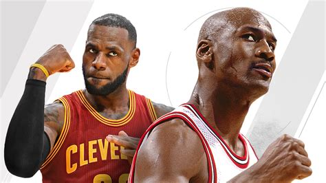 LeBron or MJ? How the King is settling the GOAT debate ...