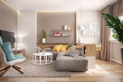 Living Feminine Idea Designs Yellow Interior Ideal