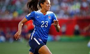 USWNT's Christen Press will be on your TV again, this time ...