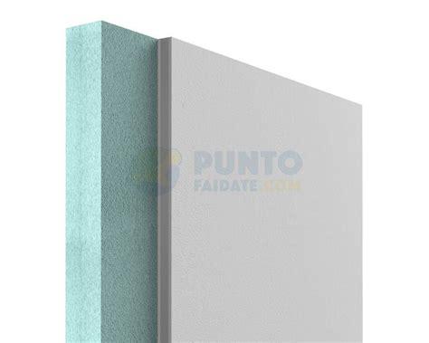 pannelli isolanti per soffitti pannello in cartongesso accoppiato a polistirene estruso