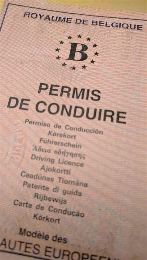 pr馭ecture de de bureau des permis de conduire permis de conduire 224 andenne on plafonne cdh d andenne