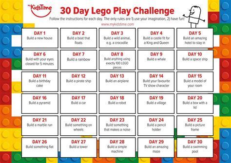 day lego challenge   creative