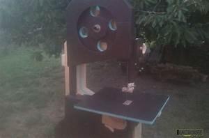 Ponceuse à Ruban : fabrication d une scie ruban plan de matthias wandel ~ Premium-room.com Idées de Décoration