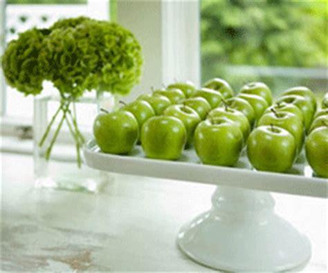 green apple kitchen decor  color inspiration