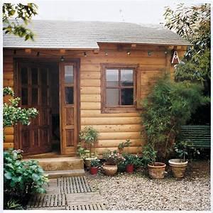 Maison En Rondin : fuste marie claire ~ Melissatoandfro.com Idées de Décoration
