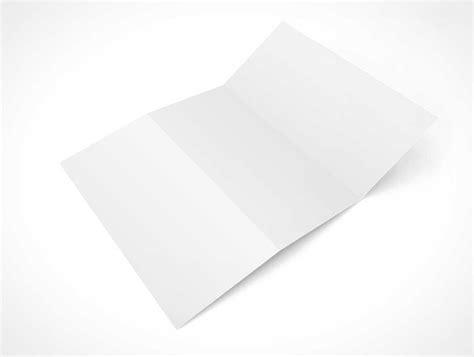 Free 4 Panel Fold Brochure Mockup Psd Mockups 3 Panel Z Fold Brochure Psd Mockup Psd Mockups