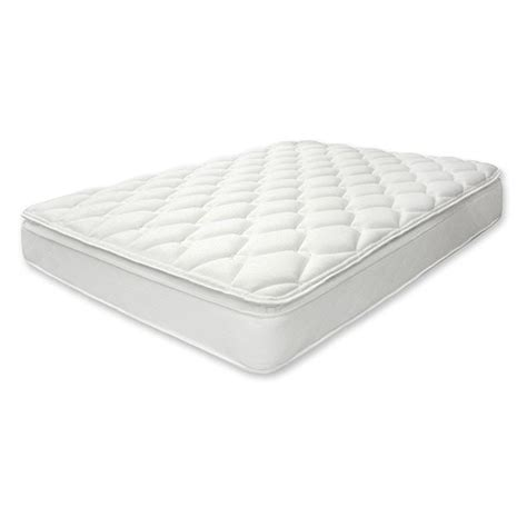 pillow top king mattress cal king pulmeria pillow top mattress