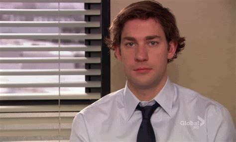 Office Gifs by The Office Jim Gif Find On Giphy