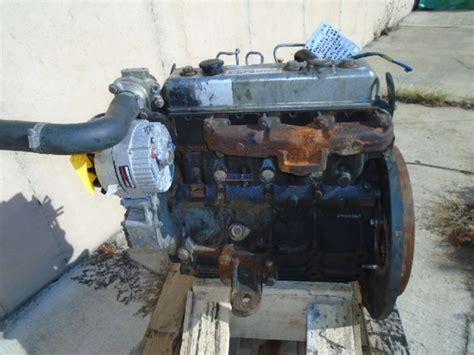 engine perkins   idi oem engine complete