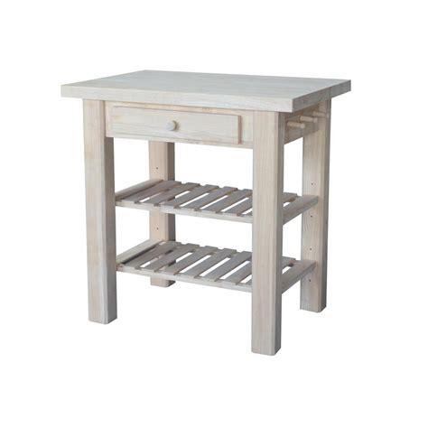 kitchen utility table seville classics ultrazinc steel kitchen utility table