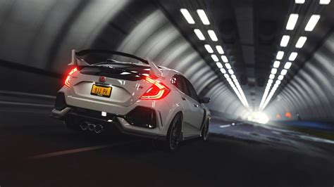 Honda Civic Type R Backgrounds by Wallpaper 3840x2160 Honda Civic Type R Honda
