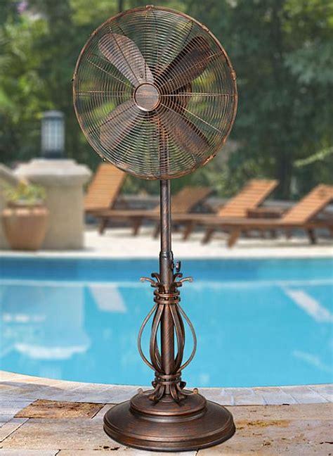 prestigious outdoor pedestal fan  decobreeze dbf