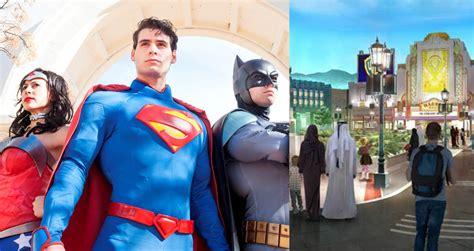fancy  job   superhero  warner bros world