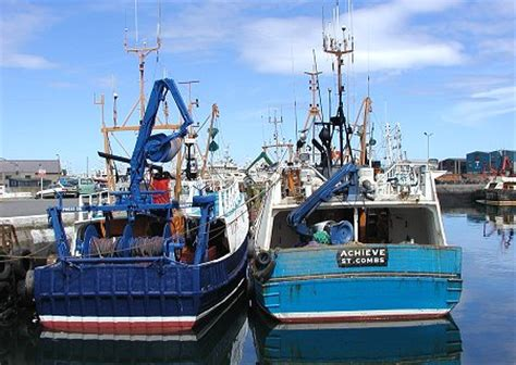 Fishing Boat Hire Aberdeen by Fraserburgh Feature Page On Undiscovered Scotland