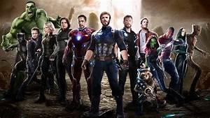 HD Avengers: Infinity War Movie Cast #2810