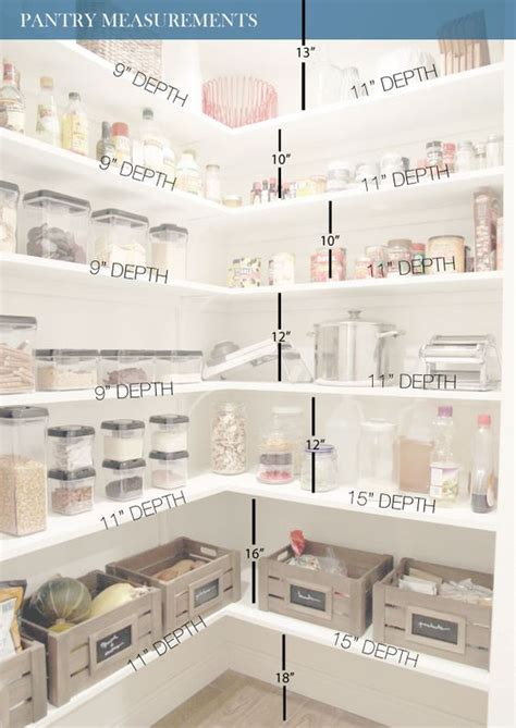 corner kitchen pantry ideas all white pantry design with measurments to help you diy