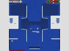 Kits Soccer Games! Chelsea PES 2018