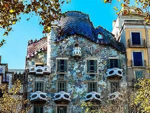 Gaudi Casa Batllo Facade | www.pixshark.com - Images ...