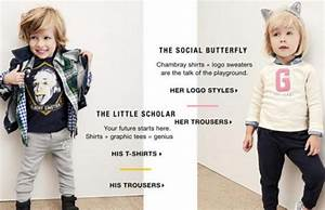 Gap comes under fire for sexist back-to-school ...