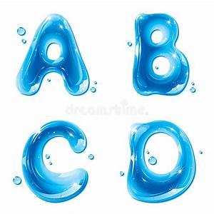 Ville D Eau En 3 Lettres : abc lettre liquide de l 39 eau r gl e capital a b c d ~ Dailycaller-alerts.com Idées de Décoration