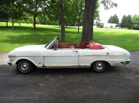 1962 Chevrolet Chevy Ii Nova 400