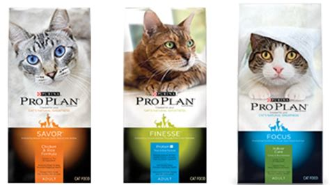 purina pro plan cat food coupons purina pro plan litter save 3 00living rich with