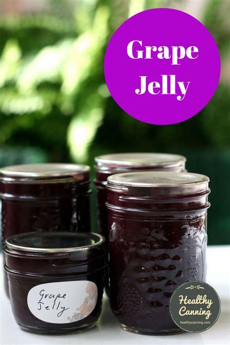 healthy alternative to grape jelly