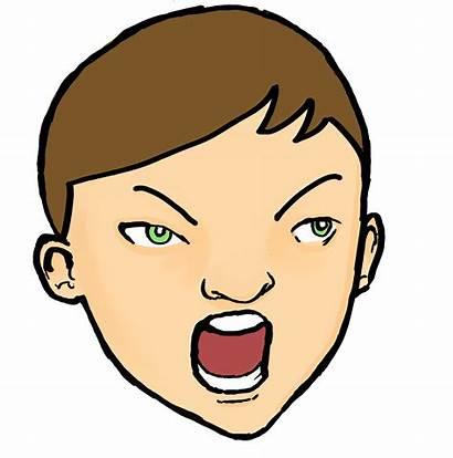 Clipart Faces Emotions Face Human Children Emotional